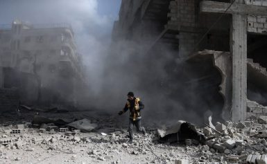 Heavy clashes on edges of Syria's Ghouta despite ceasefire: Monitor