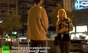 Συγκλονιστικό ρωσικό ντοκιμαντέρ για την εγκληματικότητα στην Αθήνα (βίντεο)