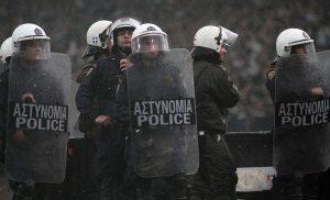 Σε επιφυλακή η ΕΛ.ΑΣ. για τυχόν επεισόδια μεταξύ Ρουβίκωνα και οπαδών της Δυναμό Κιέβου