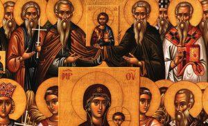 Κυριακή της Ορθοδοξίας – 25 Φεβρουαρίου 2018