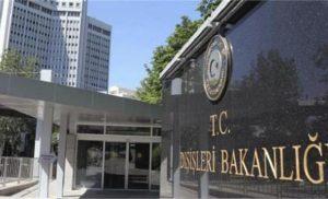 Τουρκία: Καταδικάζει το ολλανδικό ψήφισμα για τη γενοκτονία