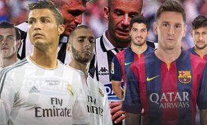 Oι δέκα κορυφαίες επιθετικές τριάδες του ευρωπαϊκού ποδοσφαίρου που κατέκτησαν το Champions League