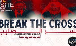 «Σπάστε το σταυρό» λένε οι τζιχαντιστές και βάζουν στόχο Λονδίνο, Πούτιν και Ρώσο Πατριάρχη!