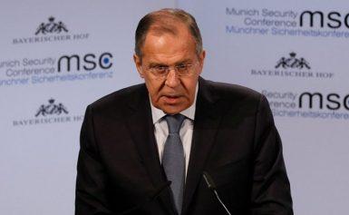 Λαβρόφ: Ανοησίες οι κατηγορίες κατά 13 Ρώσων για ανάμιξη στις εκλογές των ΗΠΑ