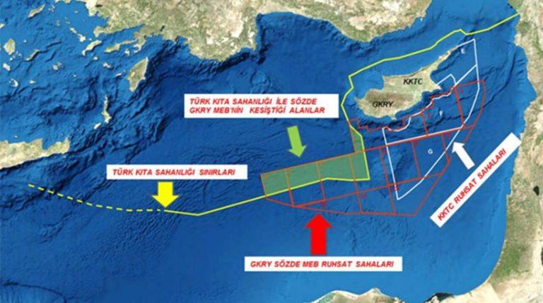 Οι Τούρκοι πανηγυρίζουν: Γερμανικό πλοίο μας ζήτησε άδεια για έρευνες ανάμεσα σε Κύπρο και Κρήτη