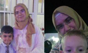 Την έπνιξε ο ΕΡΝΤΟΓΑΝ! Απολυμένη Τουρκάλα δασκάλα και τα δύο παιδιά της….. (ΕΙΚΟΝΕΣ)