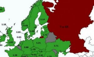 Από τις πιο ασφαλείς χώρες στον κόσμο η Ελλάδα σύμφωνα με νέα έρευνα (pic)