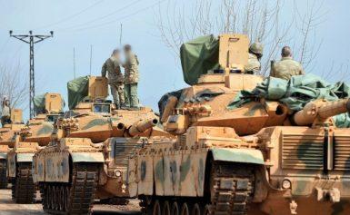 Συρία: Η Τουρκία στέλνει τα αναβαθμισμένα M-60T1 στην Αφρίν – Μαρτυρίες για επιθέσεις με χημικά (φωτό, βίντεο)