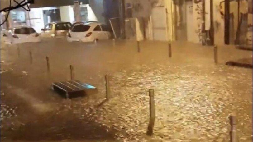 Κύπρος: Σοβαρά προβλήματα από τις καταρρακτώδεις βροχές στην Λεμεσό
