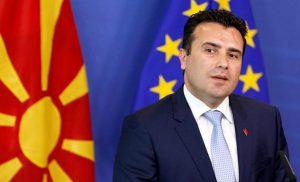 Προκλητικός ο Ζάεφ: Παράλογη η απαίτηση της Ελλάδας για αλλαγή του συντάγματος της ΠΓΔΜ