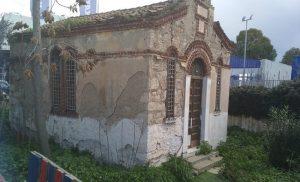 ΝΤΡΟΠΗ ΜΑΣ! Υπό ΚΑΤΑΡΡΕΥΣΗ ο πανέμορφος ναός Αγ. Κωνσταντίνου & Ελένης στη Λεωφόρο Αθηνών… (ΕΙΚΟΝΕΣ)