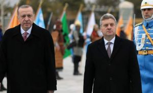 Ο πρόεδρος της ΠΓΔΜ δεν θέλει αλλαγή Συντάγματος -Στήριξη από Ερντογάν