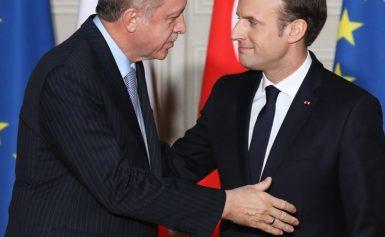 «Θερμό» επεισόδιο Ρ.Τ.Ερντογάν με Ε.Μακρόν: «Φύγετε από Κύπρο και Αφρίν» – «Καλό! Το άλλο με τον Τοτό, το ξέρεις;»!