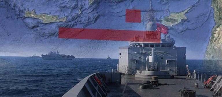 Με ασκήσεις με πραγματικά πυρά η Τουρκία απειλεί την Ελλάδα: Μείνετε μακριά από την περιοχή ερευνών του «RV Maria S»