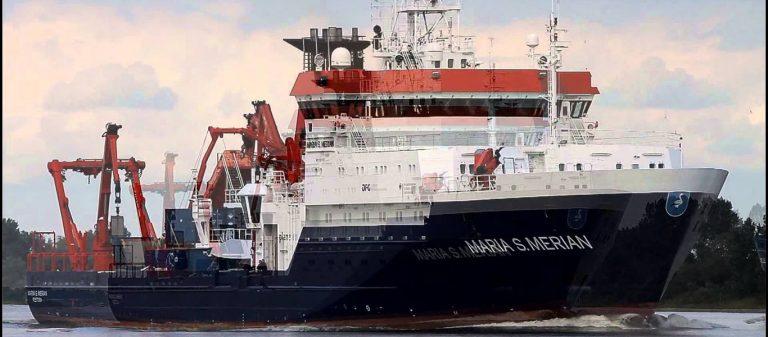 Με γερμανικό πλοίο εισέβαλε στην ελληνική ΑΟΖ η Τουρκία!
