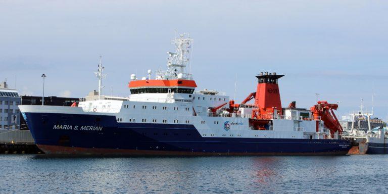 Milliyet Άδεια από την Τουρκία ζήτησε γερμανικό ερευνητικό σκάφος για να διεξάγει επιστημονικές έρευνες στην περιοχή μεταξύ Κρήτης και Κύπρου