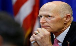 Florida governor proposes tighter gun restrictions in wake of school shooting