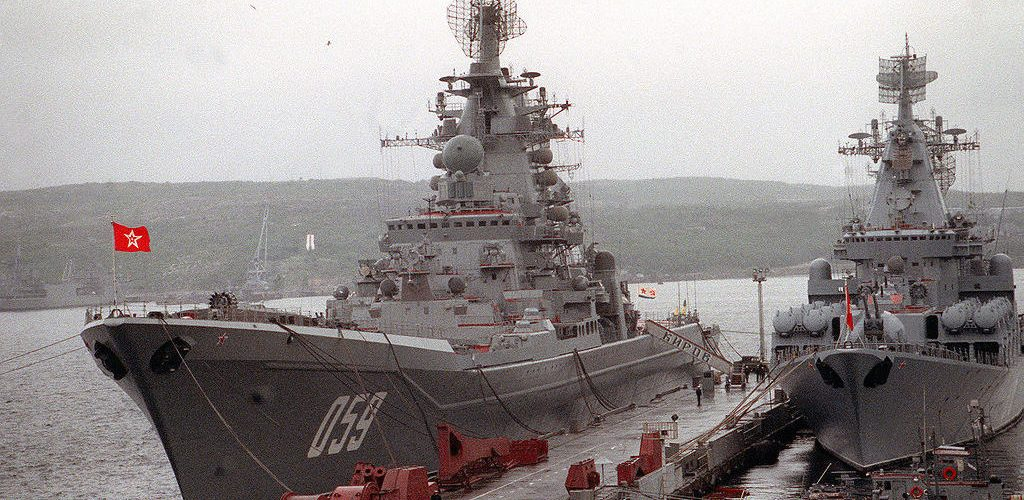 How Russia Is Turning Syria into a Major Naval Base for Nuclear Warships (and Israel Is Worried)
