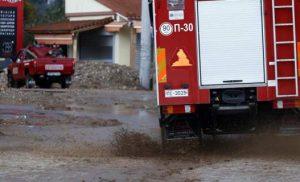 Εύβοια: Νεκρή μια 59χρονη από την κακοκαιρία -Την παρέσυρε χείμαρρος