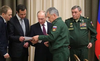 """""""Οι ισχυρές ΕΔ εγγυώνται την αναοδική ανάπτυξη"""" δήλωσε ο πρόεδρος Πούτιν"""