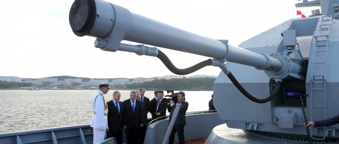 Lebanon: Russia's New Outpost in the Middle East?