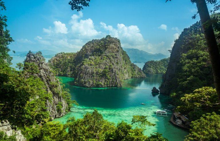 Ο παράδεισος των Φιλιππίνων είναι το νησί Παλαουάν