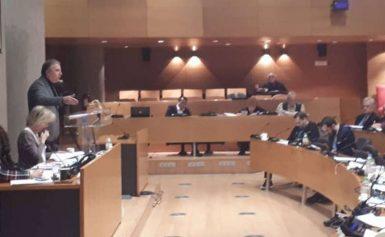 Χαμός για το Σκοπιανό στο Δημοτικό Συμβούλιο Θεσσαλονίκης