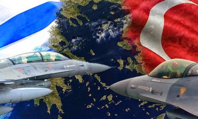 Κρίσιμες στιγμές – Οι Ισραηλινοί προειδοποιούν: Ερχεται φονικό «ατύχημα» μεταξύ Ελλάδας και Τουρκίας στο Αιγαίο