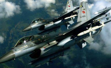 Αλωνίζουν οι Τούρκοι στο Αιγαίο: 30 παραβιάσεις του ελληνικού εναέριου χώρου