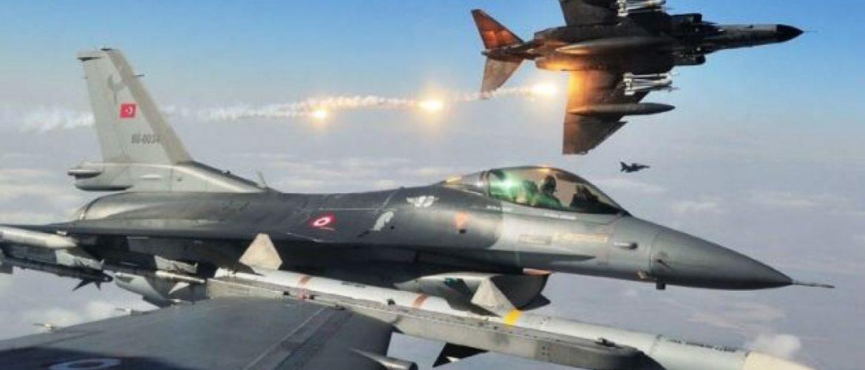 Πάνω από το Οικόπεδο 3 της κυπριακής ΑΟΖ πέταξαν τουρκικά μαχητικά F-16 (βίντεο)