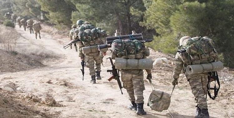 Πολεμικό Ανακοινωθέν: Σε 34 ημέρες μαχών στην Εφρίν σκοτώθηκαν 1.219 Τούρκοι και μισθοφόροι