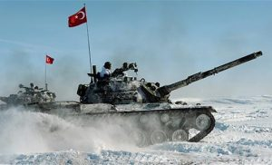 Έβρος: Διαψεύδεται η υπερσυγκέντωση των τουρκικών ΕΔ στα σύνορα