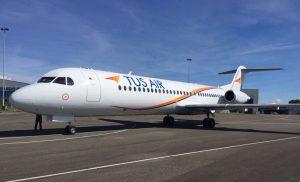 Απευθείας πτήση Θεσσαλονίκη – Λάρνακα με την TUS