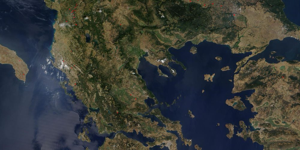 «Φωτιά» στα Βαλκάνια: «Βόμβες» Ζάεφ και Ράμα για Σκόπια, Αλβανία και Κόσοβο