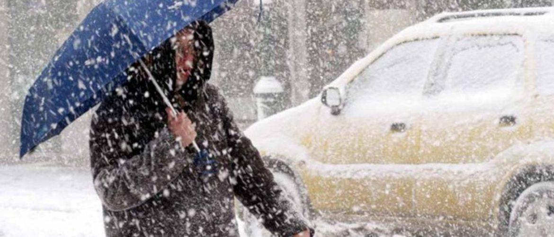 Ιστορικός χιονιάς θα χτυπήσει την Ελλάδα την Δευτέρα