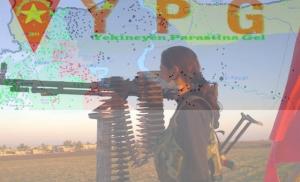 Η Τουρκία θεωρεί στόχο όποιον βοηθά τους Κούρδους του YPG