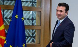 «Βόμβα» Ζάεφ για Σκοπιανό: Δεν αλλάζουμε το σύνταγμα μας
