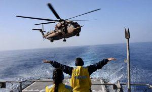 Πολλαπλά μηνύματα με τη συμμετοχή του Πολεμικού Ναυτικού σε τριεθνή άσκηση