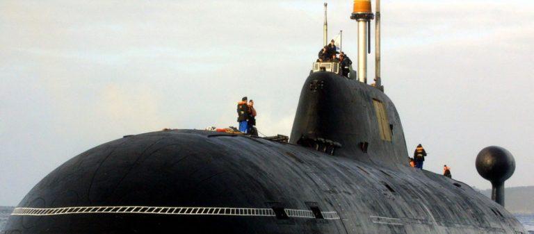 Τις ακτές των ΗΠΑ προσέγγισε Μοίρα ρωσικών υποβρυχίων «Akula-Typhoon» με διηπειρωτικά βλήματα χωρίς να γίνει αντιληπτή!