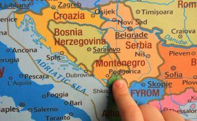 """Οι ΗΠΑ """"πατάνε πόδι"""" στα δυτικά Βαλκάνια"""