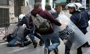 Σοβαρό τραυματισμό φωτορεπόρτερ καταγγέλλει η Ενωση Φωτορεπόρτερ Ελλάδας [εικόνες]