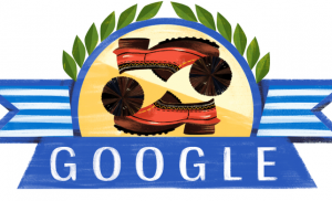 25η Μαρτίου 1821: Το doodle της Google για τον εορτασμό της Ελληνικής Επανάστασης