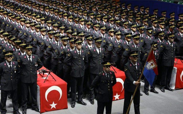 Jandarma: Το προφίλ της «δικέφαλης» τουρκικής Χωροφυλακής που συνέλαβε τους Ελληνες στρατιωτικούς