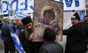 Απορρίπτει η ελληνική κοινωνία ονομασία των Σκοπίων με τον όρο «Μακεδονία» – Ο Βλ. Πούτιν ιδανικός πολιτικός ηγέτης