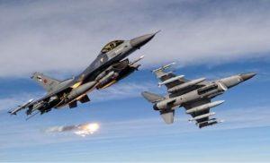 Νέες παραβιάσεις και μία εικονική αερομαχία πάνω από το Αιγαίο