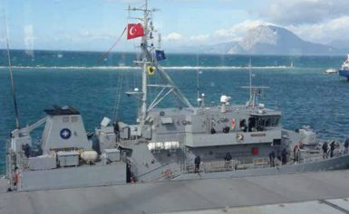 ALERT! Νέα πρόκληση! Τουρκικό πλοίο στην Πάτρα… (ΕΙΚΟΝΕΣ)