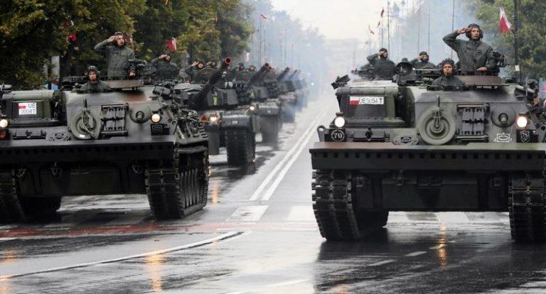 Mε εντολή ΝΑΤΟ: Μετακίνηση επίλεκτης πολωνικής μηχανοκίνητης μεραρχίας στα σύνορα με Ρωσία