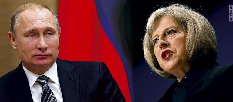 Αντίποινα Βλ. Πούτιν σε Λονδίνο: Απέλαση 23 Βρετανών διπλωματών και «λουκέτο» στο British Council (βίντεο)
