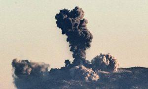 Βίντεο-φρίκη από την Αφρίν: Οι Τούρκοι βομβαρδίζουν ανηλεώς και σκοτώνουν αμάχους