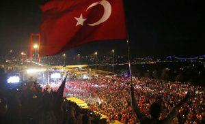 Παρανοϊκή δήλωση Τούρκου πολιτικού: «Η σημαία μας θα κυματίσει ξανά στην Αθήνα»